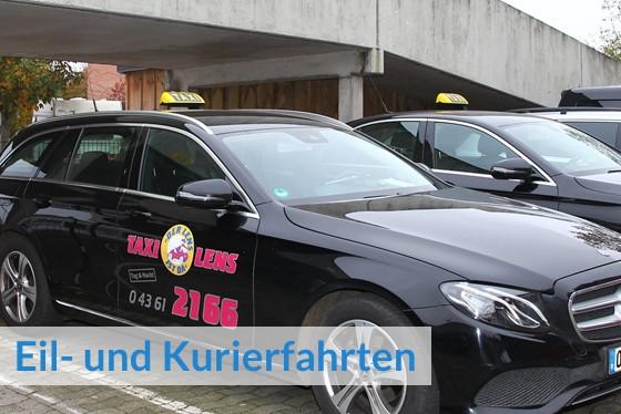 Taxi_Lens-Eil- und Kurierfahrten